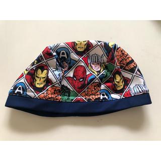 マーベル(MARVEL)の水泳帽子 子ども marvel(帽子)