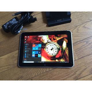 ヒューレットパッカード(HP)のHP ElitePad 1000 G2 Z3795 128G/SSD 4G(タブレット)