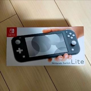 Nintendo Switch - 送料込 ニンテンドースイッチライト Nintendo Switch Lite グ