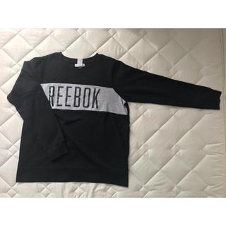 リーボック(Reebok)のreebok トレーナー Mサイズ(トレーナー/スウェット)