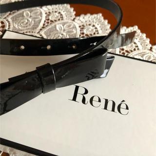 ルネ(René)のリボン ベルト(ベルト)