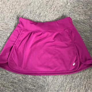 アシックス(asics)のasics スカート  Mサイズ (ランニング/ジョギング)