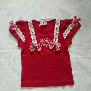 Shirley Temple - シャーリーテンプル はしご リボン Tシャツ カットソー