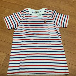 ミキハウス(mikihouse)の新品☆ミキハウス ボーダーTシャツ(Tシャツ/カットソー)