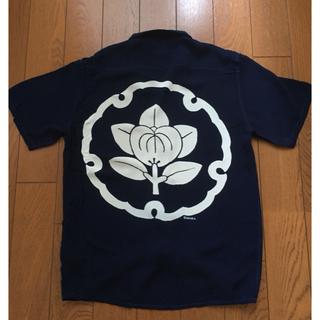 オクラ(OKURA)のOKURA アロハシャツ blueblue(シャツ)