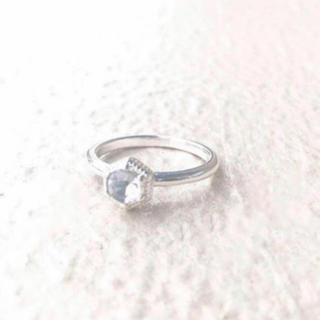 ヨンドシー(4℃)のpre-marry ring* 結婚準備リング(ダイヤストーンタイプ) (リング(指輪))