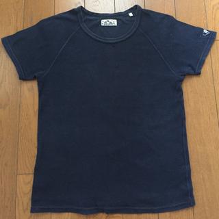 オクラ(OKURA)のOKURA Tシャツ blueblue(Tシャツ/カットソー(半袖/袖なし))