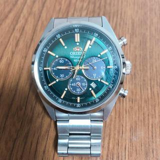 オリエント(ORIENT)のオリエント ソーラー時計(腕時計(アナログ))