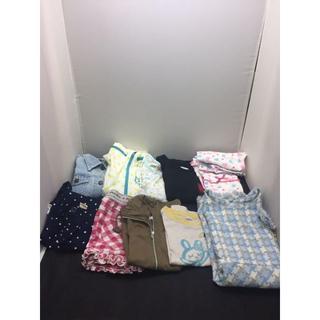 ムージョンジョン(mou jon jon)の女の子 キッズ 120、130㎝子供服 まとめ売り セット R-Y2593(Tシャツ/カットソー)