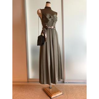 Ameri VINTAGE - AMERI vintage LADY BUSTIER ROMPERS DRESS