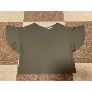 シマムラ(しまむら)のカットソー シャツ(シャツ/ブラウス(半袖/袖なし))