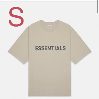 フィアオブゴッド(FEAR OF GOD)のESSENTIALS Tシャツ Sサイズ(Tシャツ/カットソー(半袖/袖なし))