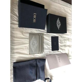 ディオール(Dior)のレア色 air dior カードケース(名刺入れ/定期入れ)