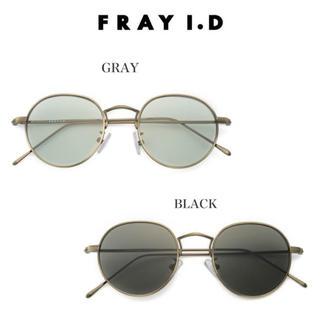 FRAY I.D - FRAY I.D  フレイアイディー  ボストンシルエットのサングラス グレー