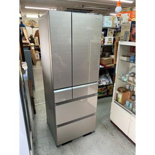 Panasonic - Panasonic  冷凍冷蔵庫2016年製 501L  6ドア、観音ドア