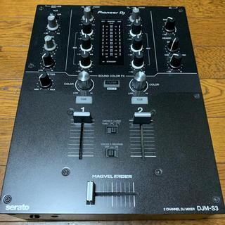パイオニア(Pioneer)のPioneer DJ / DJM-S3(DJミキサー)