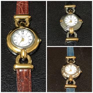 アンクライン(ANNE KLEIN)の商品:アンクライン 着せ替え腕時計 電池交換済(腕時計)