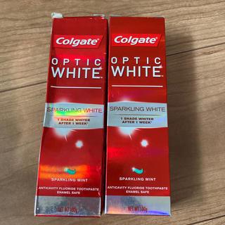 コルゲート 歯磨き粉 100g×2本セット(歯磨き粉)