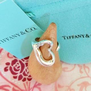 ティファニー(Tiffany & Co.)のティファニー オープンハートリング 11号(リング(指輪))
