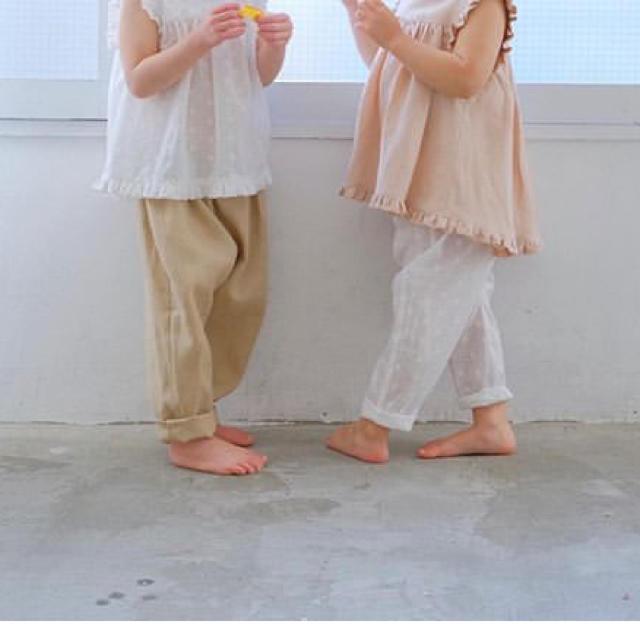Caramel baby&child (キャラメルベビー&チャイルド)のjune little closet ムーンチュニック キッズ/ベビー/マタニティのキッズ服女の子用(90cm~)(ワンピース)の商品写真