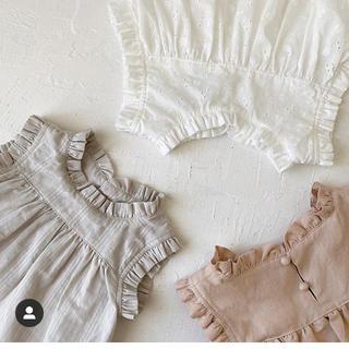 Caramel baby&child  - june little closet ムーンチュニック