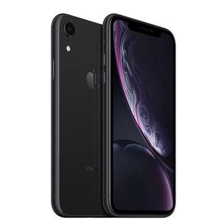 アイフォーン(iPhone)のiPhone XR 64GB Black SIMフリー 新品未開封(スマートフォン本体)