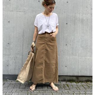 ドゥーズィエムクラス(DEUXIEME CLASSE)のDeuxieme Classe SKARGORN ポケツキワイドT(Tシャツ(半袖/袖なし))
