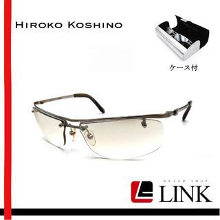 HIROKO KOSHINO - サングラス コシノ ヒロコ HIROKO KOSHINO 61□14-125