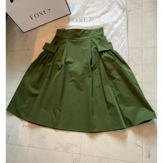 FOXEY - フォクシー ニューヨーク FOXEY NEWYORK 38サイズ ボリースカート