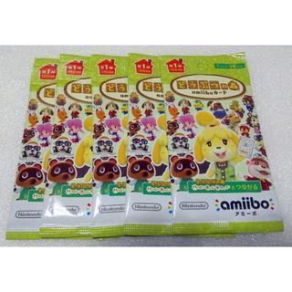 任天堂 - どうぶつの森amiiboカード 第1弾 5パックセット(1パック3枚入り)