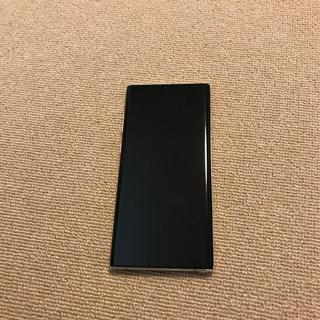 SAMSUNG - Samsung GALAXY NOTE10+ 5G シムフリー