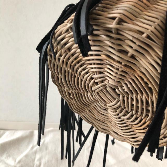 LUDLOW(ラドロー)の⭐︎美品⭐︎ラドロー カゴバッグ トゥモローランド レディースのバッグ(かごバッグ/ストローバッグ)の商品写真