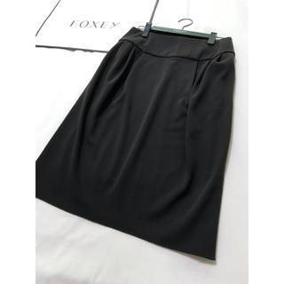 フォクシー(FOXEY)の美品 foxey new york スカート  フォクシー(ひざ丈スカート)