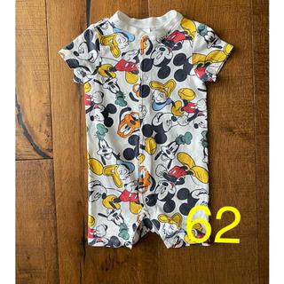 H&M - 子供服 H&M カバーオール 62サイズ