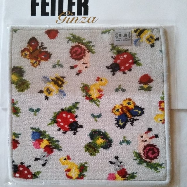 FEILER(フェイラー)の✨ フェイラー ハンカチ♡ハイジフレンズフィールド レディースのファッション小物(ハンカチ)の商品写真