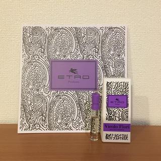 エトロ(ETRO)のエトロ ビッコロフィオーリ 香水サンプル(ユニセックス)