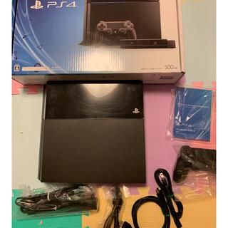 PlayStation4 - ps4 本体 500GB PlayStation®Camera同梱版 ブラック