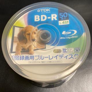 ティーディーケイ(TDK)の1回録画用 ブルーレイディスク 34枚(その他)