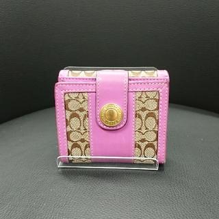 コーチ(COACH)のCOACH コーチ コンパクト財布(財布)