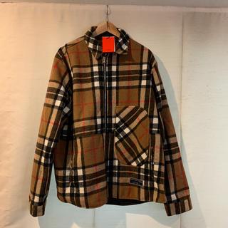 PEACEMINUSONE - we11done Tweed pullover