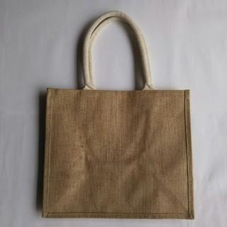 ムジルシリョウヒン(MUJI (無印良品))の無印良品  A4  ジュートマイバッグ(トートバッグ)