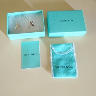 ティファニー(Tiffany & Co.)のティファニー パロマ・ピカソ ピアス X TIFFFANY&CO. キス (ピアス)