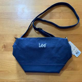 リー(Lee)のLeeショルダーバック 新品未使用ダグ付き‼️(ショルダーバッグ)