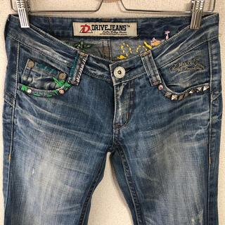 アバクロンビーアンドフィッチ(Abercrombie&Fitch)のDRIVE JEANS ドライブジーンズ 25サイズ(デニム/ジーンズ)