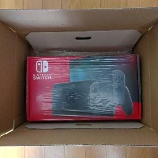 任天堂 - Nintendo switch 新型 グレー 新品未開封
