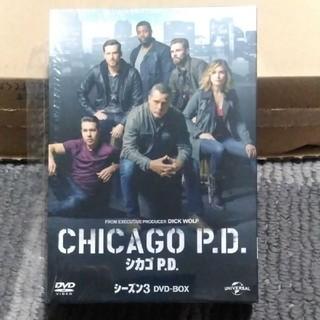 「シカゴ P.D. シーズン3 DVD-BOX〈6枚組〉」ジェイソン・ベギー (TVドラマ)