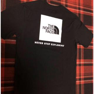 THE NORTH FACE - ノースフェイス ボックスロゴ USサイズM Tシャツ  美品 送料無料