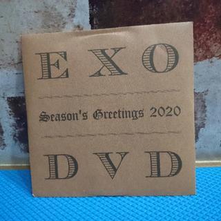 EXO シーグリ DVD 2020(その他)
