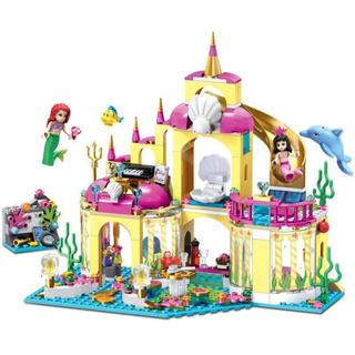 Lego - リトルマーメイド ブロック LEGO 互換 プリンセス レゴ マイクラ 誕生日