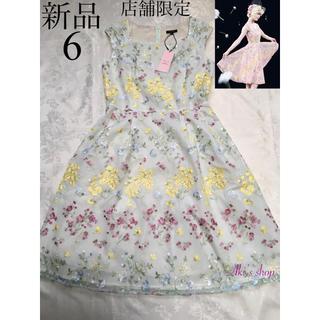 TOCCA - 店舗限定 新品 TOCCA GARDEN FLOWER ドレス 6